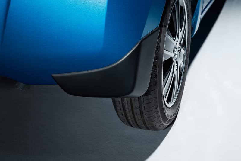 Flexible Mud Flap Set