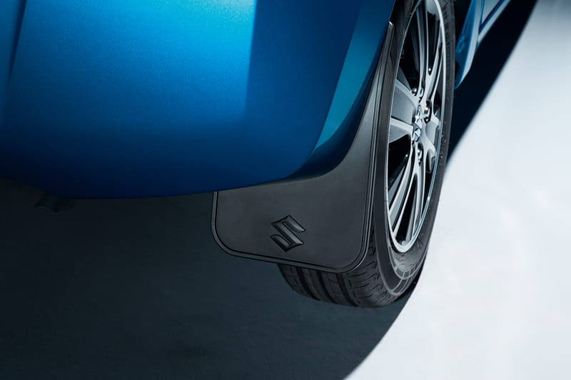 Flexible Mud Flaps - Rear