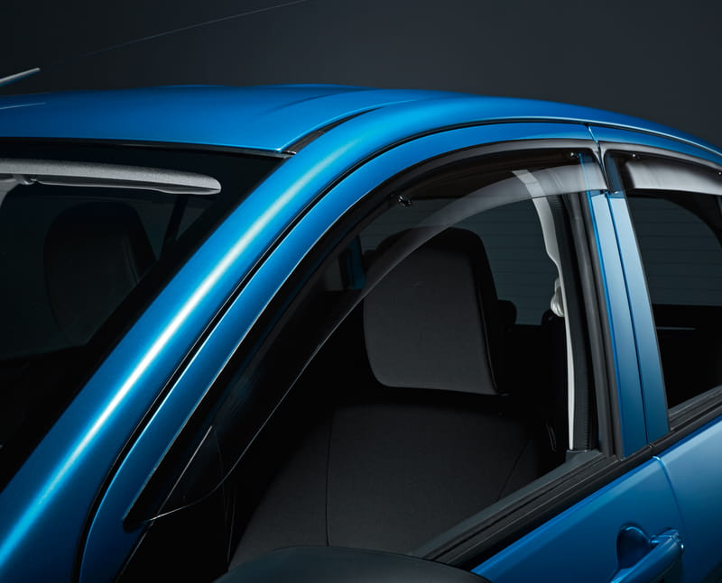 Slimline Weathershields B - Front