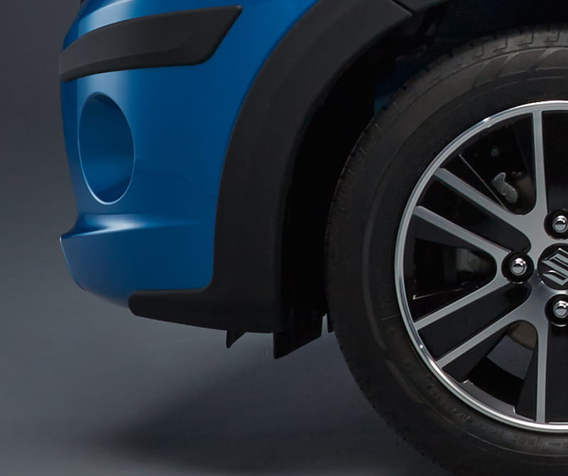 Flexible Mud Flaps - Front