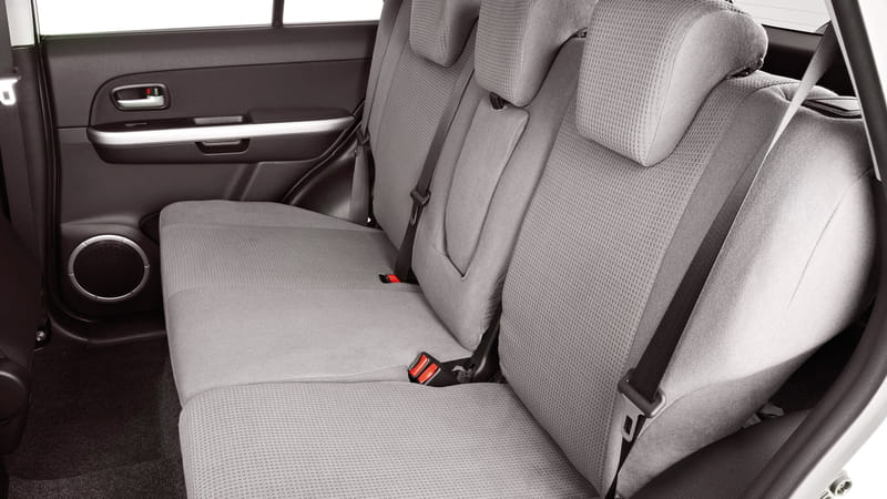 Fabric Seat Covers - Rear 3 Door