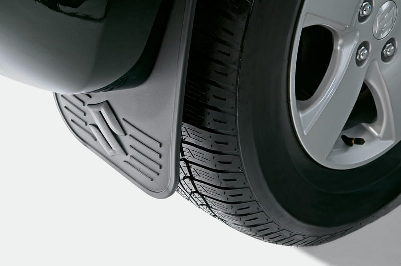 Flexible Mud Flaps - Rear 3 Door