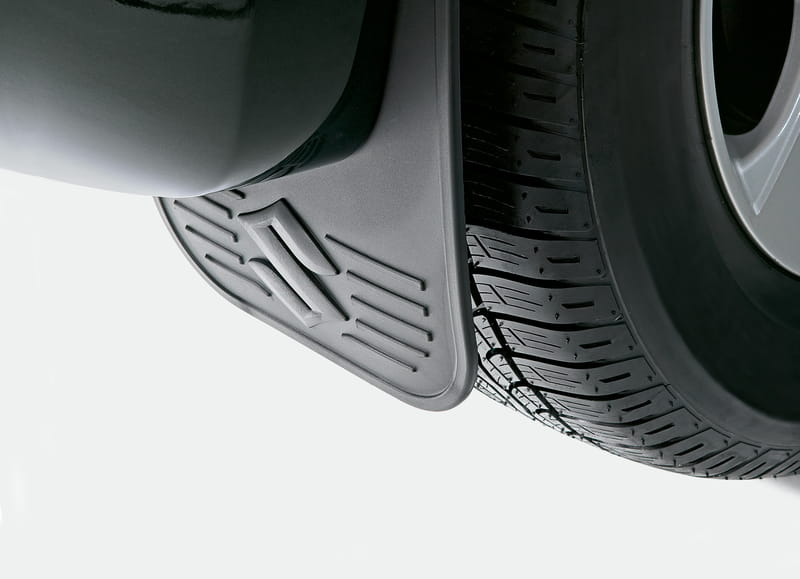 Flexible Mud Flaps - Rear 5 Door