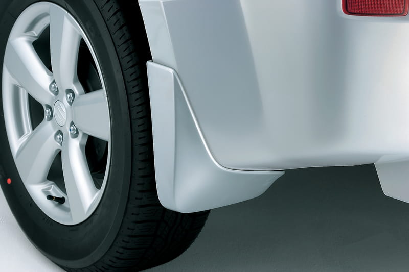 Rigid & Moulded Mud Flaps - Rear