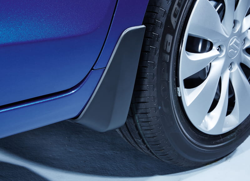 Mud Flaps - Rigid & Moulded, Front