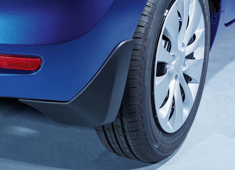 Mud Flaps - Rigid & Moulded, Rear