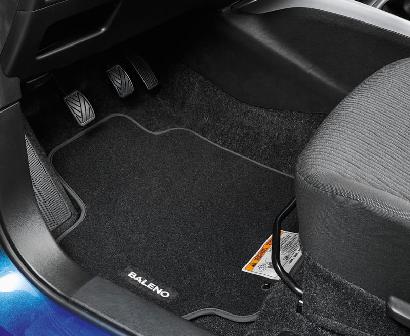 Carpet Floor Mat Set
