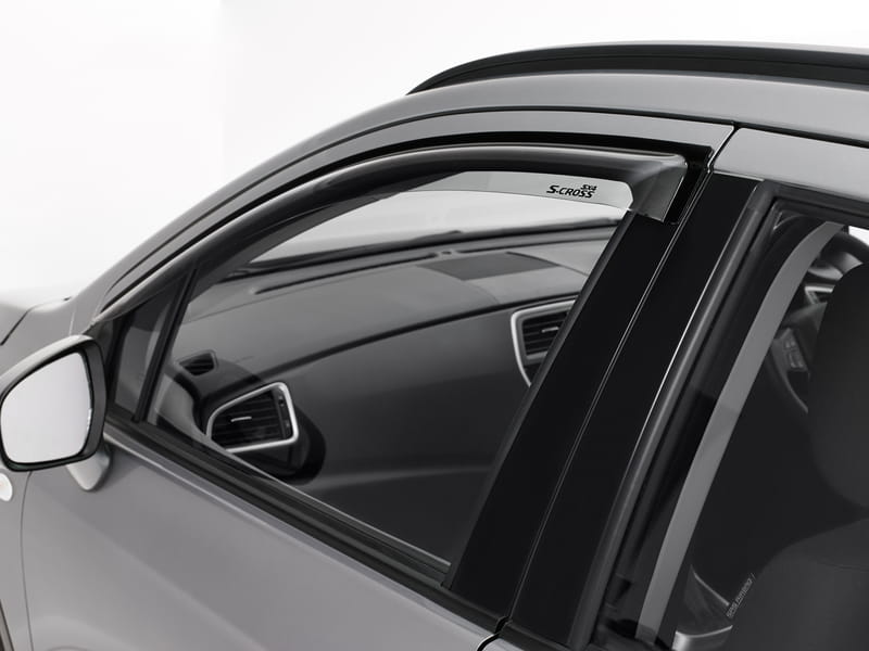 Slimline Weathershields A - Front