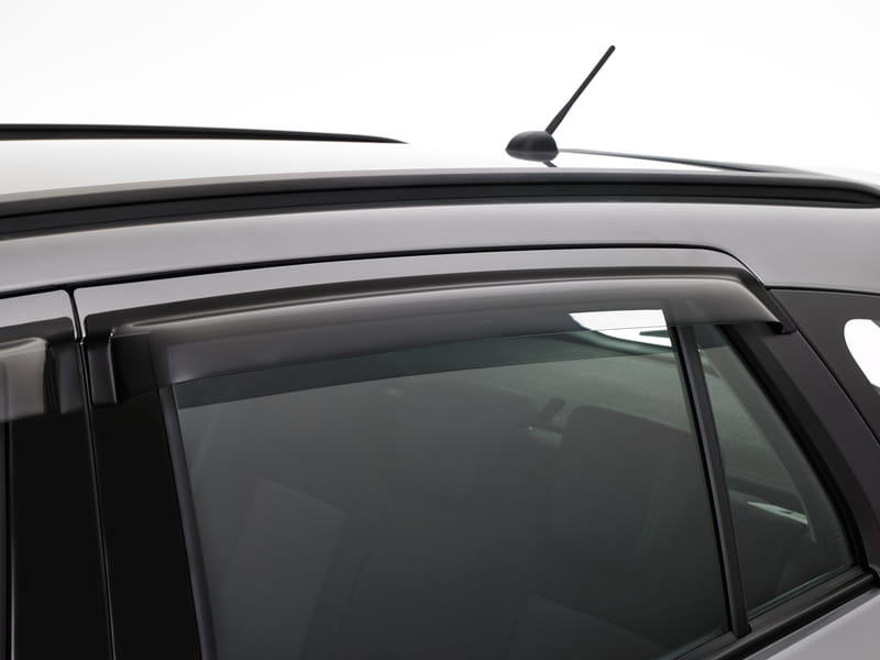 Slimline Weathershields A - Rear