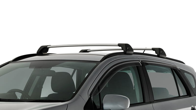 Vw Amarok Aeroklas Canopy Full Three Bar Heavy Duty Roof Rack