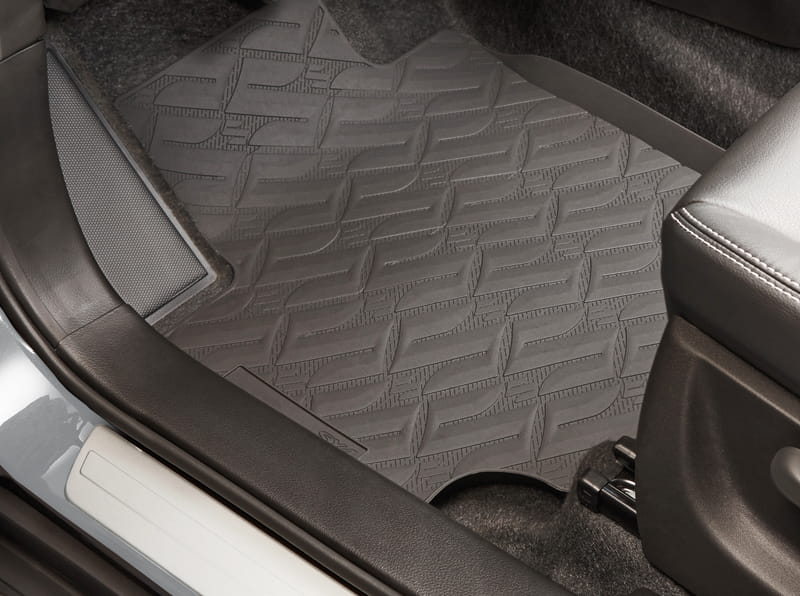 Floor Mat Set, All Weather