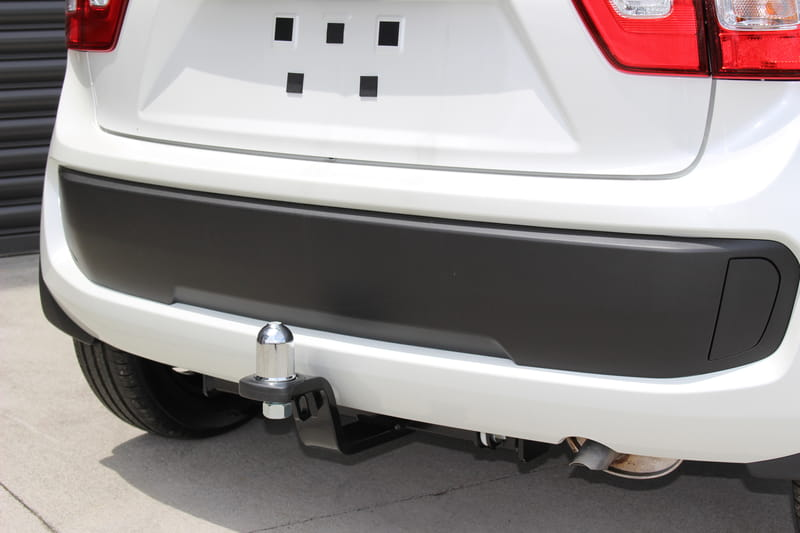 Towbar With Wiring Harness