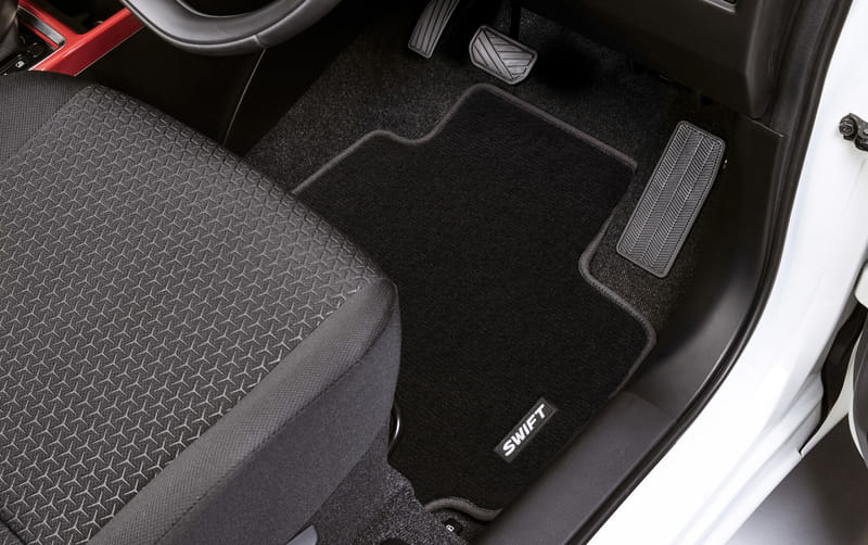 Carpet Floor Mat - Deluxe