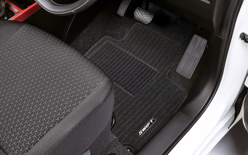Carpet Floor Mat Set - Standard