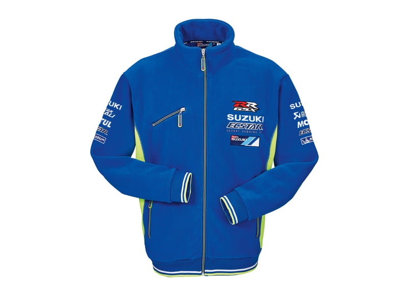 Team Suzuki Ecstar Motogp Fleece Jacket