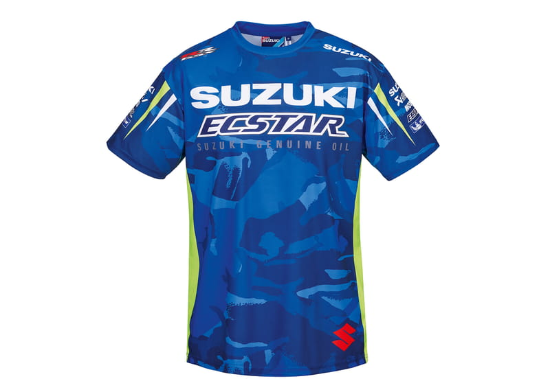Team Suzuki Ecstar Motogp All Over Tee