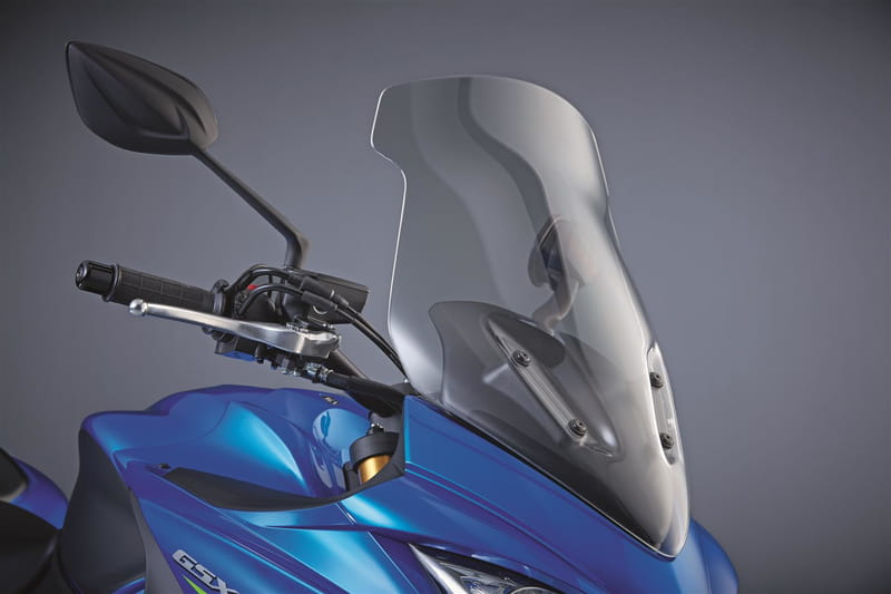 Touring Screen, Gsx-s1000f