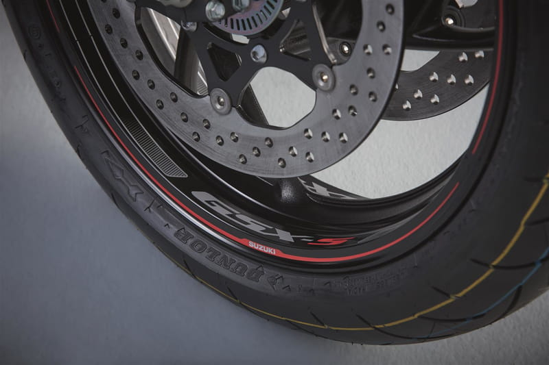 Wheel Decal Set, Gsx-s