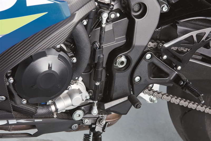 Quick Shifter System, Bi-directional