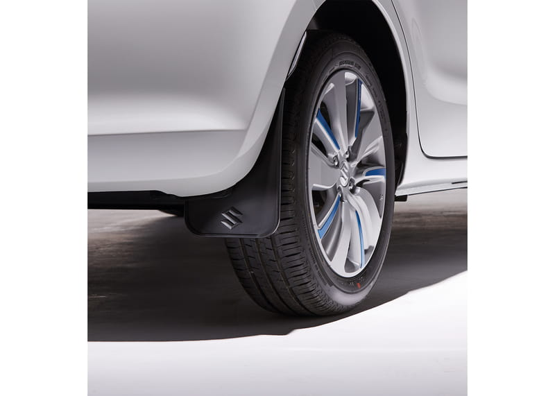 Mud Flap Set, Rear