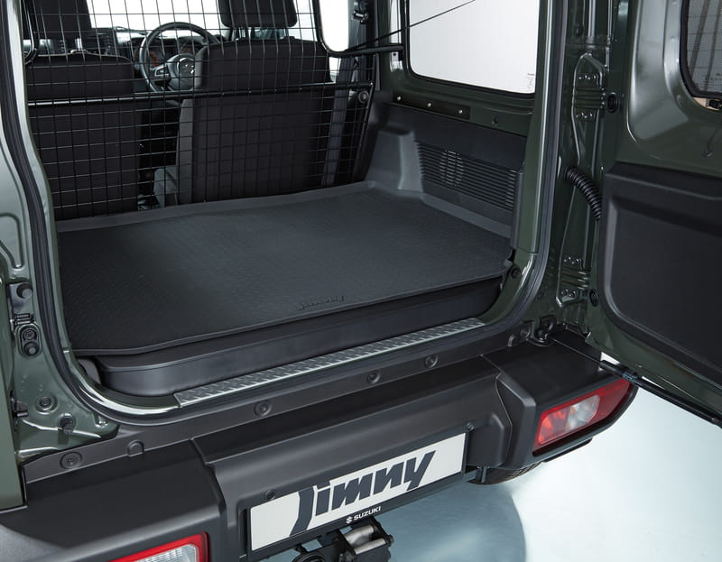 Trunk Mat Tray