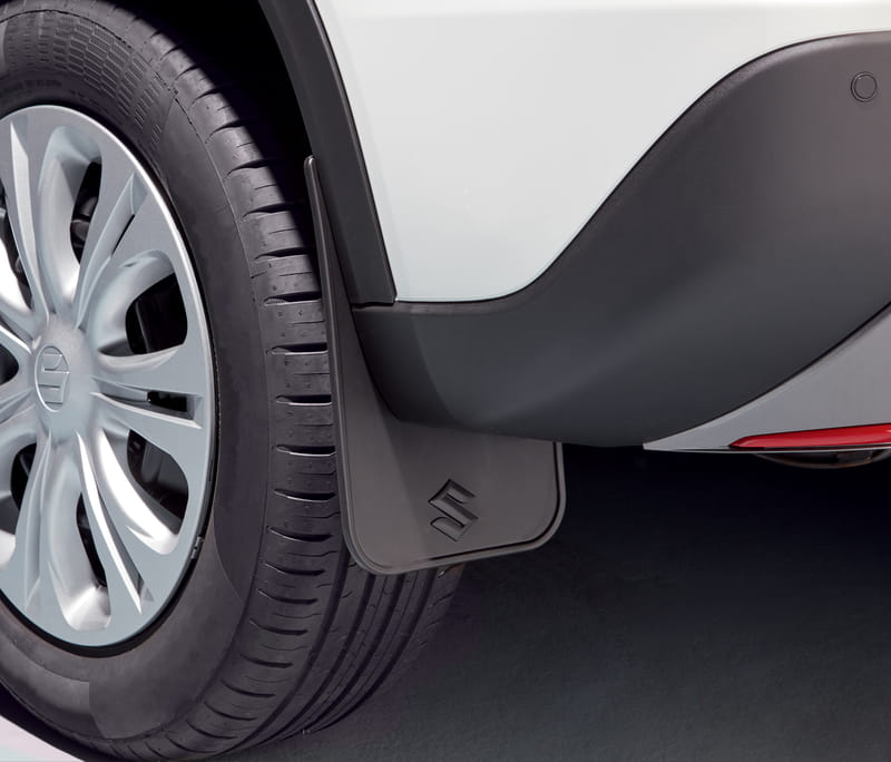 Mud Flap Set - Flexible Rear