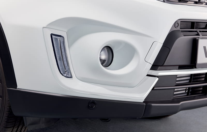 Daytime Running Lights Accent Line - White