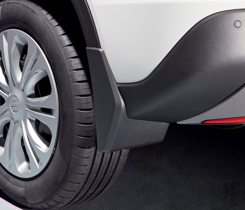 Mud Flap Set - Rigid Rear