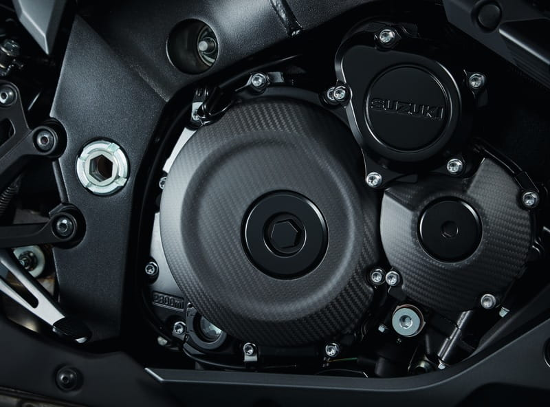 Carbon Clutch Cover