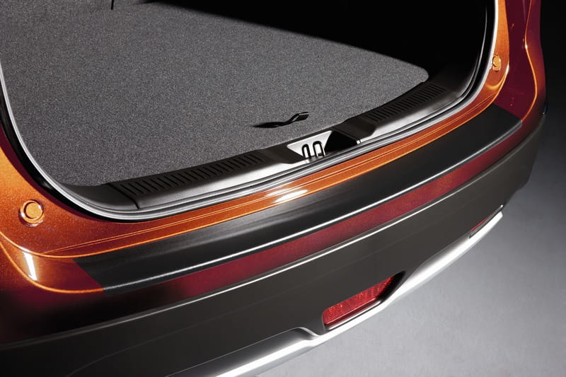 Rear Bumper Loading Edge Protection Film