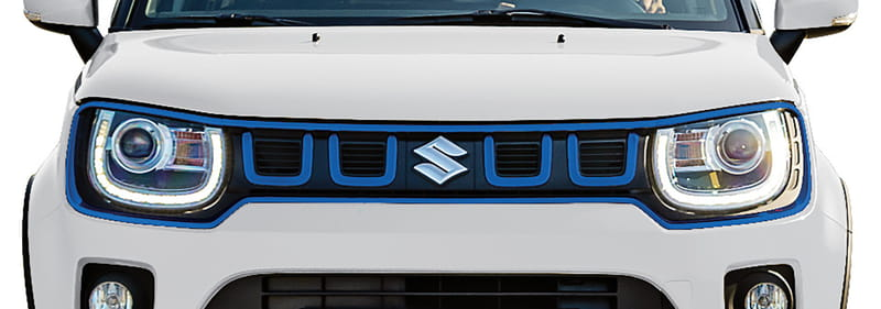 Front Grille - Navy