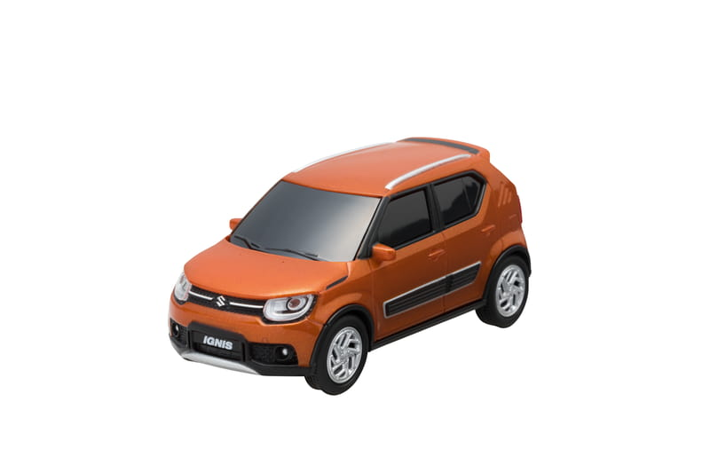 Model Car - Ignis orange