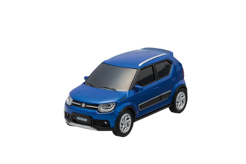 Model Car - Ignis Blue
