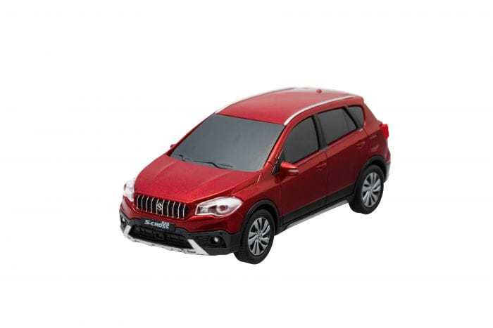 Model Car - S-Cross red