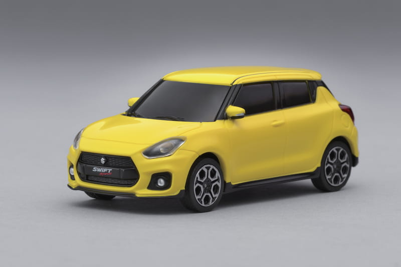 Model Car - Swift Sport yellow