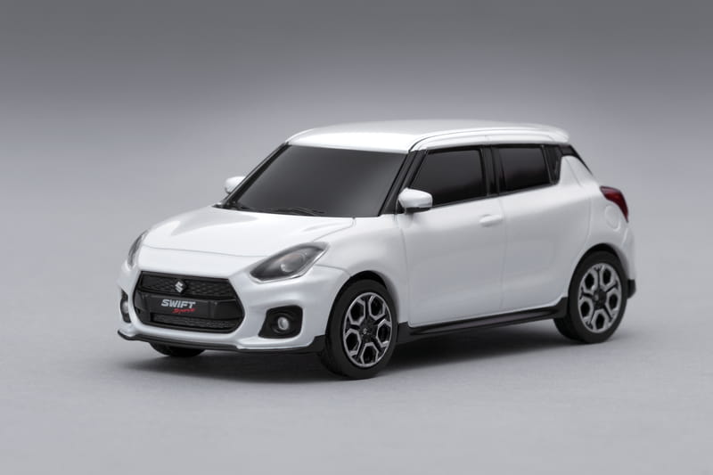 Model Car - Swift Sport white