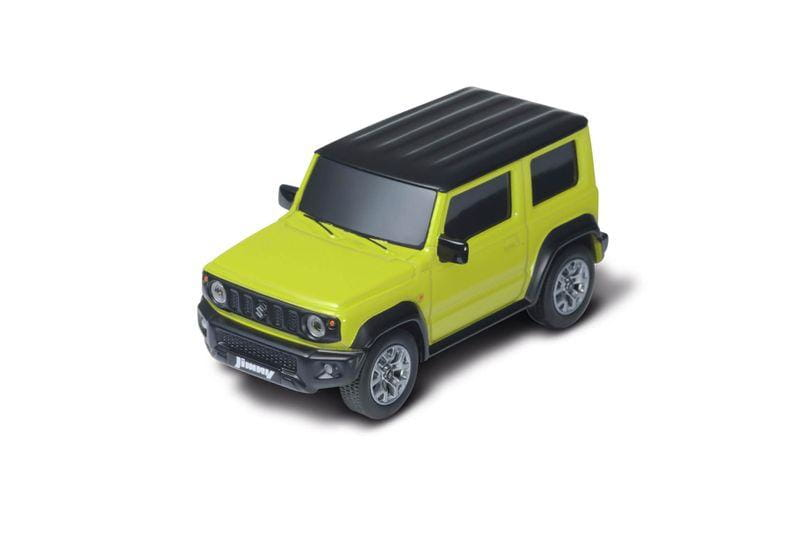 Model Car - Jimny yellow
