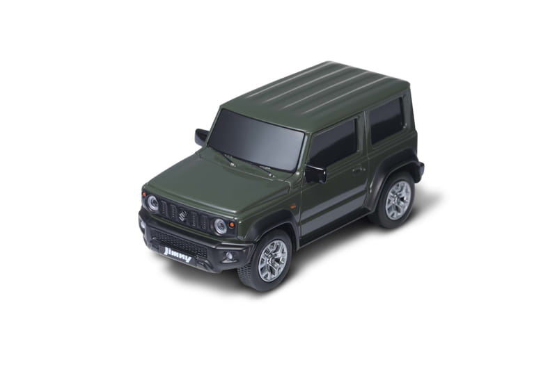 Model Car - Jimny green
