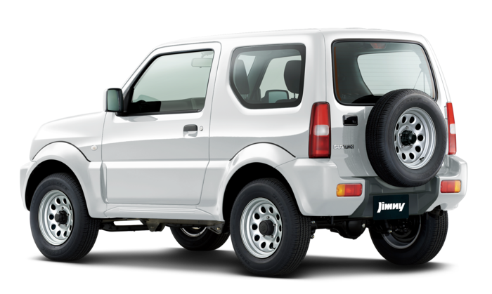 Jimny Overview | Suzuki New Zealand